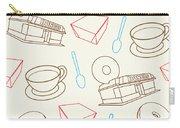 Doughnut_wallpaper_f3 Carry-all Pouch