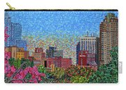 Downtown Raleigh - October Sunset Carry-all Pouch