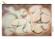 Dreams Of Gold Carry-all Pouch