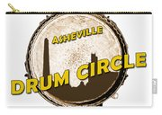 Drum Circle Logo Carry-all Pouch