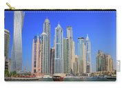 Dubai Marina Dubai Uae Carry-all Pouch