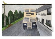 Dublin Bus Painting Carry-all Pouch
