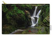 Duggers Creek Falls - Blue Ridge Parkway - North Carolina Carry-all Pouch