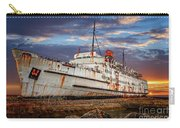 Duke Of Lancaster Ship Carry-all Pouch