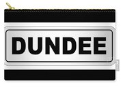 Dundee City Nameplate Carry-all Pouch