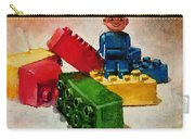 Duplo Man Carry-all Pouch