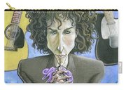 Dusky Resolution - Bob Dylan Carry-all Pouch