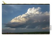 Dying Thunderstorms At Sunset 006 Carry-all Pouch