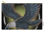 Eagle Illustration  Carry-all Pouch