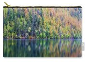 Echo Lake Autumn Shore Carry-all Pouch