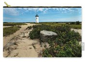 Edgartown Lighthouse Marthas Vineyard Carry-all Pouch