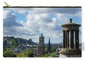 Edinburgh Castle From Calton Hill Carry-all Pouch