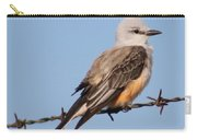 Edward Scissor Tail Carry-all Pouch