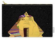 Egyptian Night Travel Poster A Carry-all Pouch