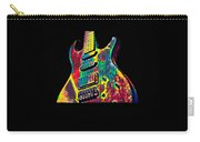 Electric Guitar Musician Player Metal Rock Music Lead Carry-all Pouch