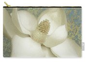Elegant Magnolia Carry-all Pouch