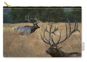 Elk Sunset Carry-all Pouch