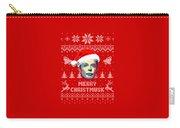 Elon Musk Merry Christmusk Carry-all Pouch
