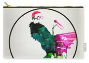 Elton Watercolor Poster Carry-all Pouch