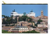 Emanuele II Monument Carry-all Pouch