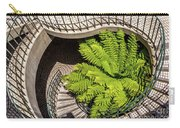 Embarcadero Stairway Carry-all Pouch by Kate Brown
