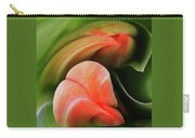 Emerging Tulips Carry-all Pouch