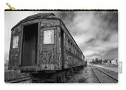 End Of The Line Bw Carry-all Pouch