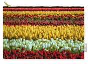 Endless Beautiful Tulip Fields Carry-all Pouch