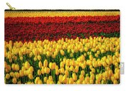 Endless Tulip Fields Carry-all Pouch