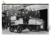 Engine 72 Fdny 1912 Carry-all Pouch