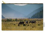 Equine Valley Carry-all Pouch