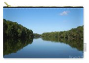 Erie Canal In Early Autumn Carry-all Pouch