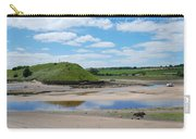 estuary on river Aln at Alnmouth Carry-all Pouch