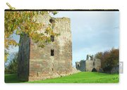Etal Castle Tower And Gatehouse Carry-all Pouch