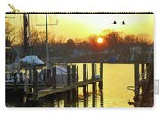 Evening Light Bidding Goodnight Carry-all Pouch