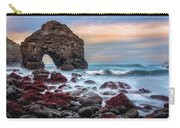 Evening On Playa Los Roques Carry-all Pouch by Dmytro Korol