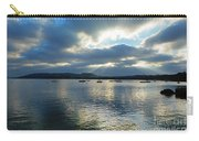 Evening On Windermere In Lake District National Park Carry-all Pouch