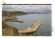 Evening Over Mevagissey Harbour  Carry-all Pouch