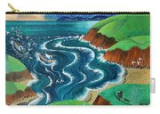 Evening Sea Breezes Carry-all Pouch
