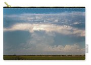 Evening Supercell And Lightning 012 Carry-all Pouch