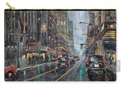 Evening Traffic II Carry-all Pouch