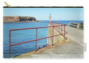Eyemouth Harbour Pier Entrance Carry-all Pouch