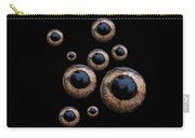 Eyes Have It Black Carry-all Pouch