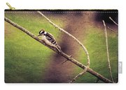 Faded Canvas Woodpecker Carry-all Pouch