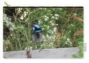 Fairy-wren 3 Carry-all Pouch