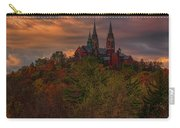 Fall Clouds Over Holy Hill Carry-all Pouch