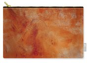 Fall Golden Hour- Abstract Art By Linda Woods Carry-all Pouch