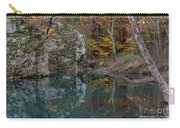 Fall In The Ozarks Carry-all Pouch