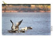 Fall Migration At Whittlesey Creek Carry-all Pouch