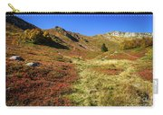 Fall On The Mountains Carry-all Pouch